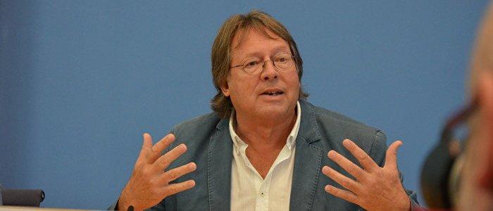 """""""Aufstehen"""" gegen dominante Wirtschaftsinteressen – Ex-Grünen-Chef Volmer EXKLUSIV"""