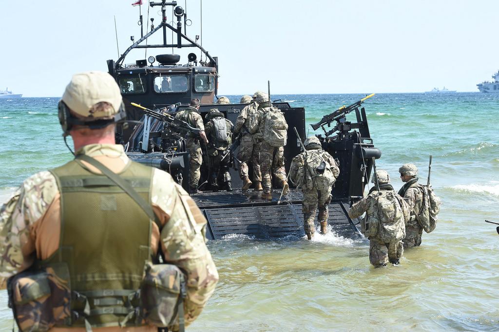 Marines Begin Amphibious Landing Exercises In Sweden Ahead Of Massive NATO War Games