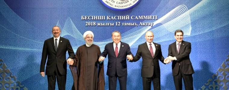 Waarom het akkoord over de Kaspische Zee zo belangrijk is