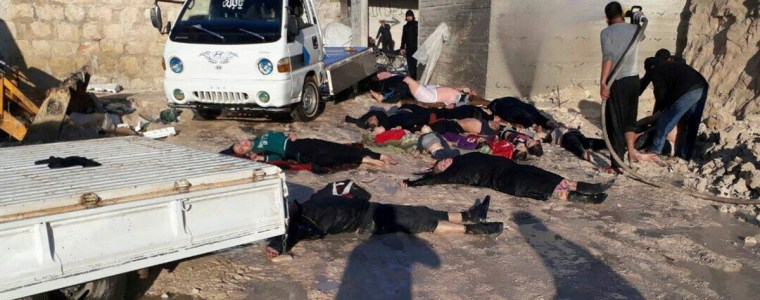 NEWS: Syria & Russia Accuse U.S. Coalition, 'White Helmets', of Preparing Chemical Weapons Attacks in Idlib