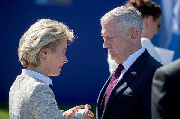 USA schicken neue permanente Truppen nach Deutschland