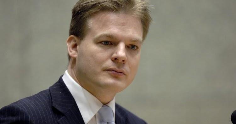 Pieter Omtzigt. CDA Kamerlid Die Zijn Werk Doet