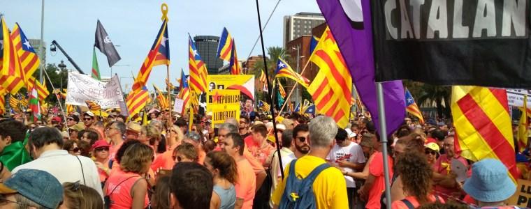 """""""Freiheit"""" für Katalonien"""
