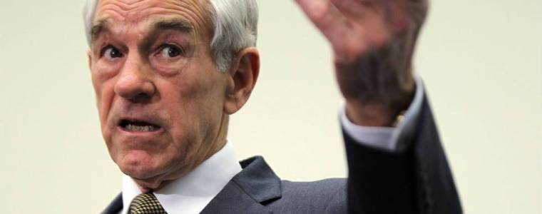 'Our empire is coming to an end,' says Ron Paul