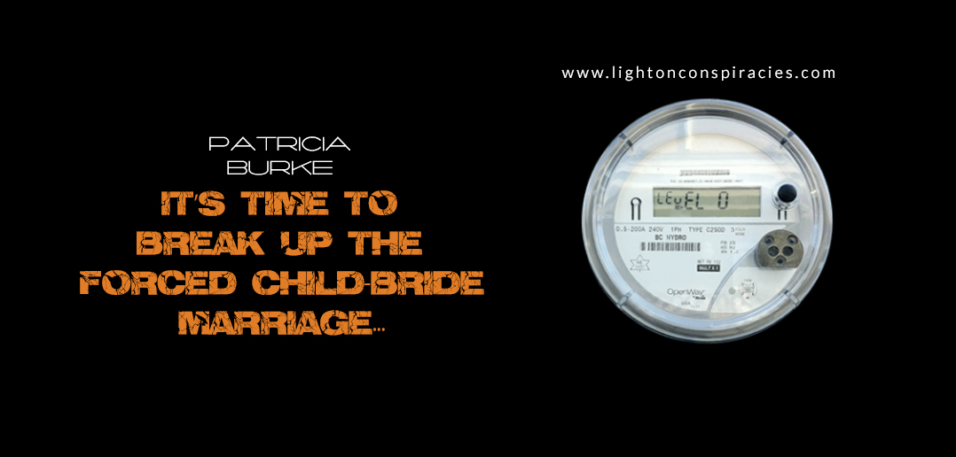 It's Time to Break Up the Forced Child-Bride Marriage… | Light On Conspiracies – Revealing the Agenda