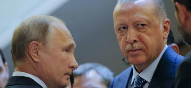 The Major Attack On Syria Followed Putin-Erdogan Agreement For Demilitarized Zone In Idlib