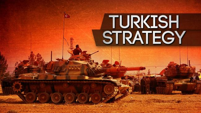 Turkish Strategy In Northern Syria: Erdogan's Path To Building A Neo-Ottoman Empire