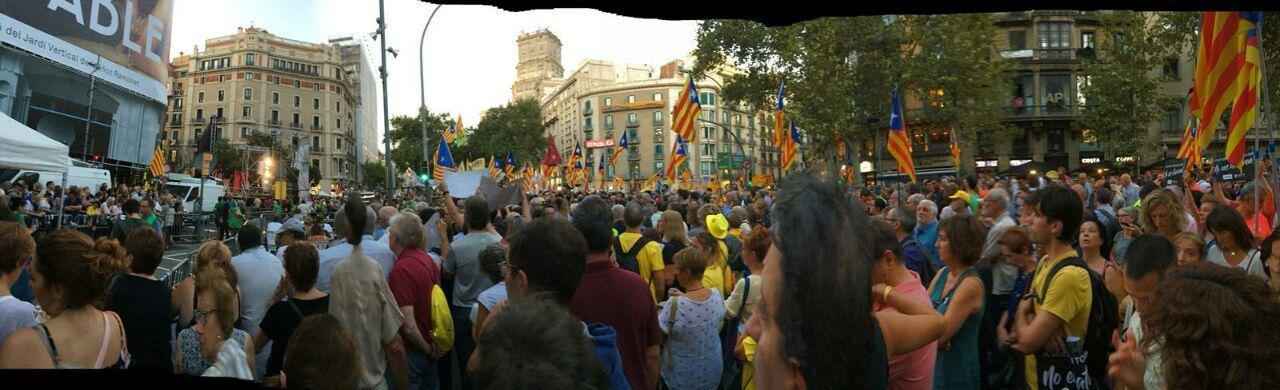 """Die Erfindung der katalanischen Rebellion durch die """"unabhängige"""" spanische Justiz"""