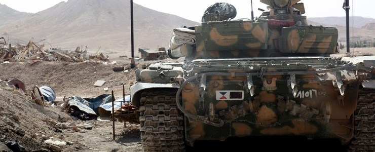 Top Secret, America Targets Palmyra | New Eastern Outlook