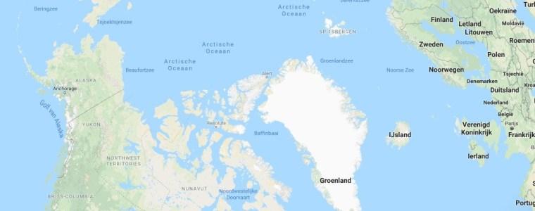 Chinezen gaan bodemschatten Groenland delven
