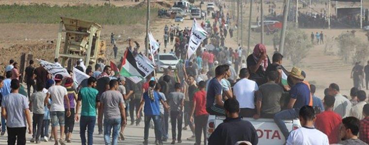 Israëlische militairen doden zeven Palestijnen in Gaza – The Rights Forum