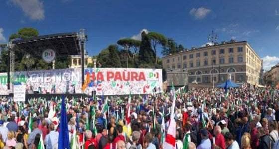 Rome gaat bescheiden in het rood | Uitpers