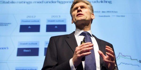 Danske Bank: Europas Banken fürchten den perfekten Sturm