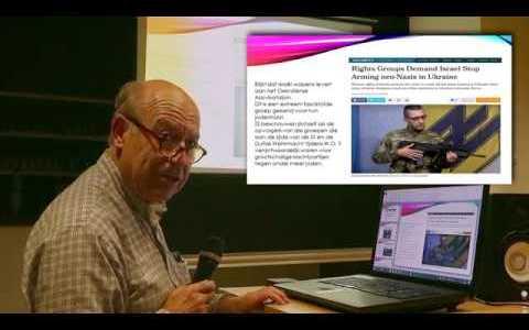 Voordracht over Syrië in Brugge bij Tegenstroom