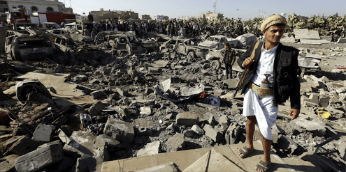 «Entrüstet Euch über die Rolle der USA in Jemen»