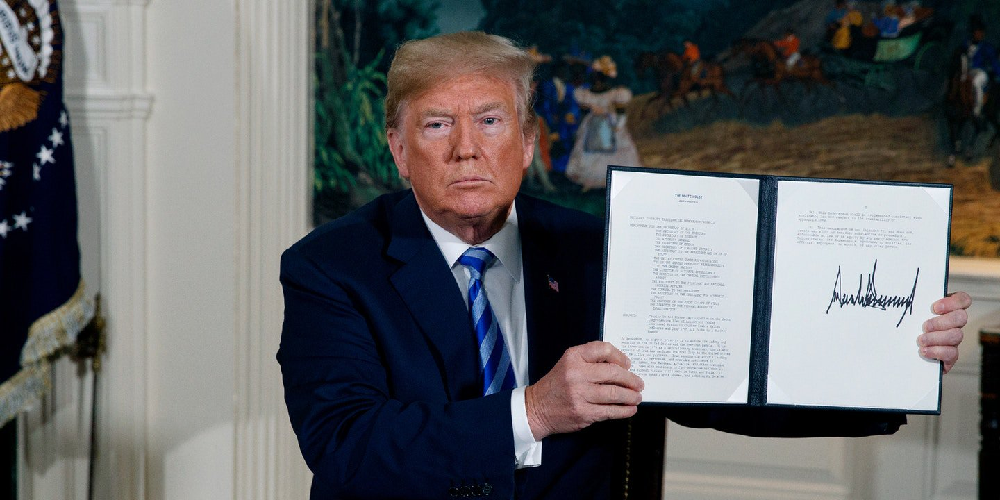 Trump Has Put America on Path to War with Iran While Nobody Is Paying Attention – Global Research