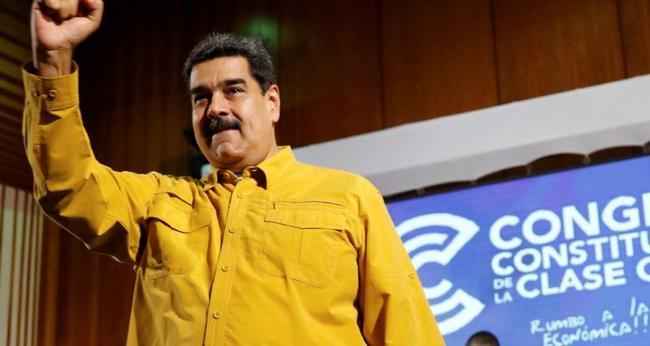 'Trump Wants To Have Me Killed', Says Venezuela's Maduro
