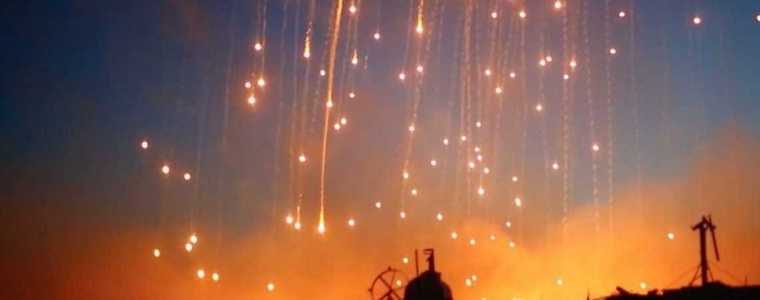 The United States Did It Again: Its Warplanes Use White Phosphorous Munitions in Syria – Global Research