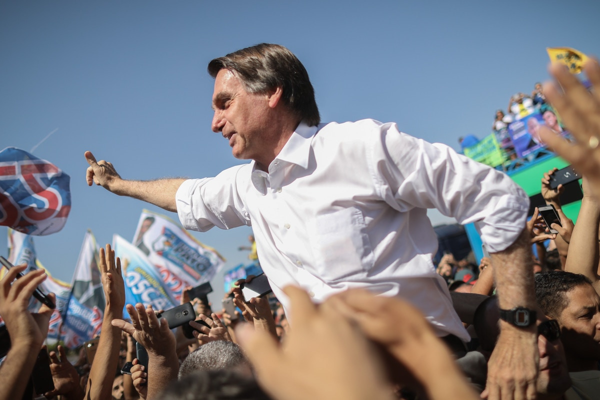 Political Violence Surges in Brazil as Far-Right Strongman Jair Bolsonaro Inches Closer to the Presidency