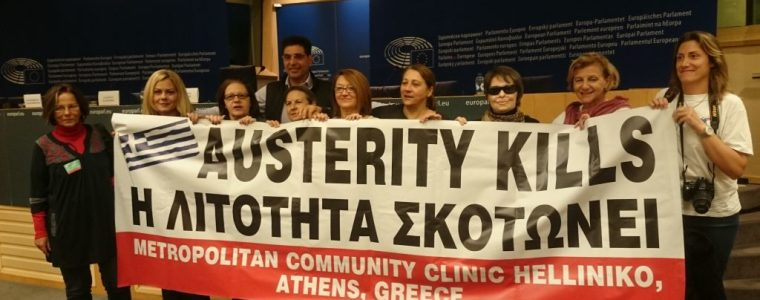 Economic Austerity Kills: The Burden of Disease in Greece. Mortality, Tuberculosis, Suicide – Global Research