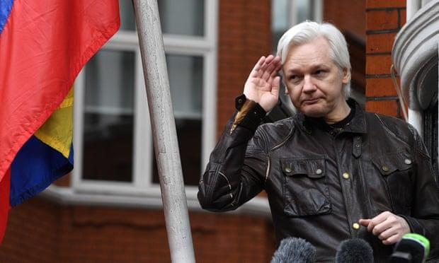 "Assange Sues Ecuador For ""Violating His Fundamental Freedoms"""