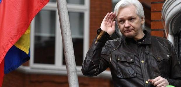 "Assange Sues Ecuador For ""Violating His Fundamental Freedoms"""