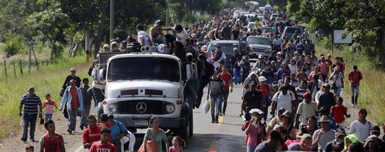 Pat Buchanan: Caravan Puts Trump Legacy on the Line
