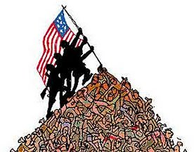 America Has Been at War 93% of the Time – 222 out of 239 Years – Since 1776 – Global Research