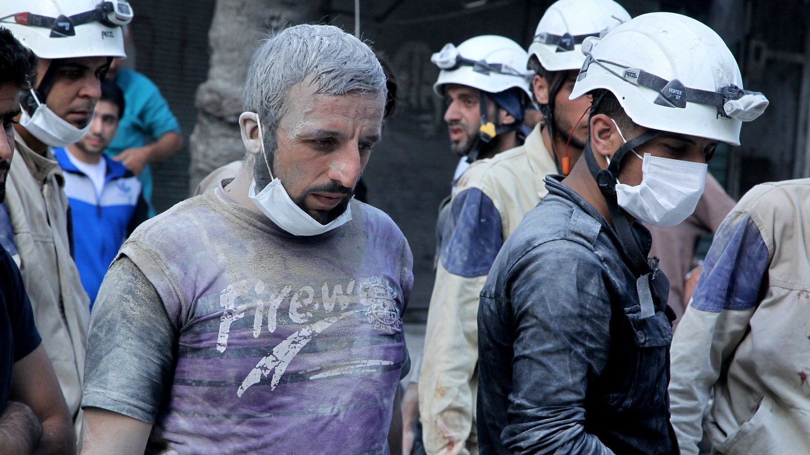 Canada Provides Safe Haven to White Helmet Terrorist Factions – Global Research