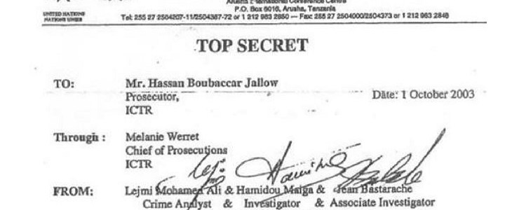 Top Secret: Rwanda War Crimes Cover-Up | New Eastern Outlook