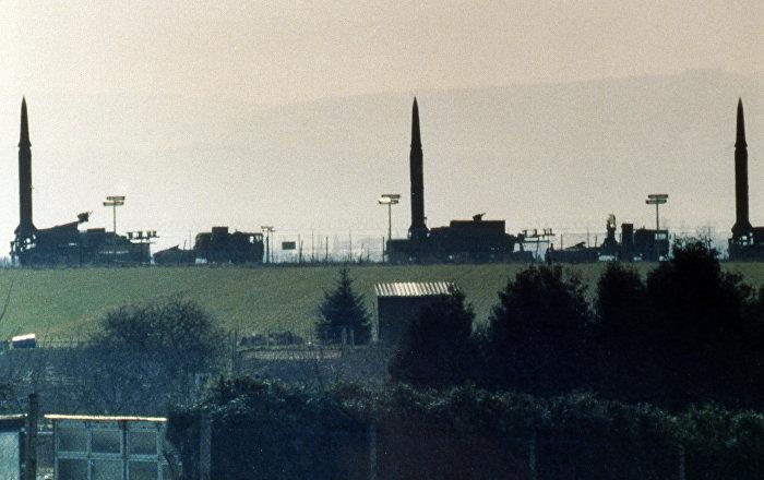 MdB Neu: Unter INF-Vertrag fallende Raketen dürfen nicht in Europa stationiert werden
