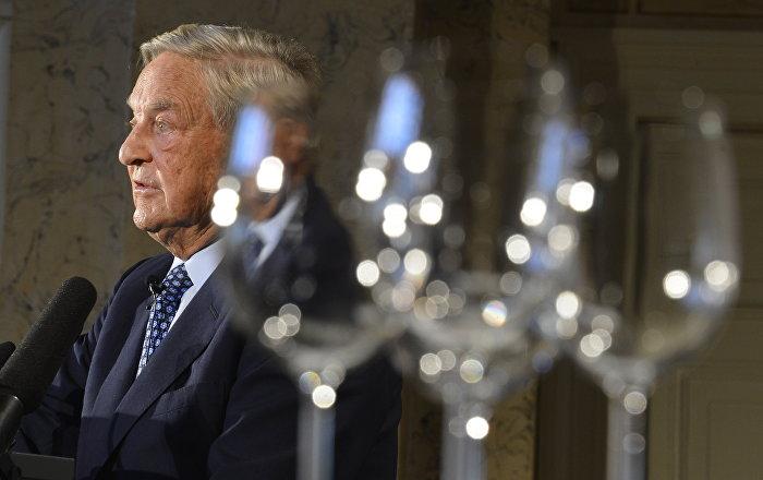 Von Soros inspiriert: US-Milliardäre planen bunte Revolution gegen Trump