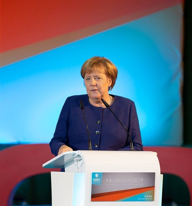 Merkels laatste kans om de eer aan zichzelf te houden