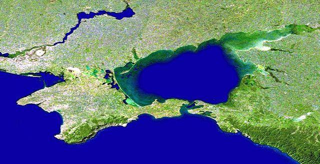 Met marinebasis en NAVO-oefening wil Oekraïne Rusland onder druk zetten in Zee van Azov