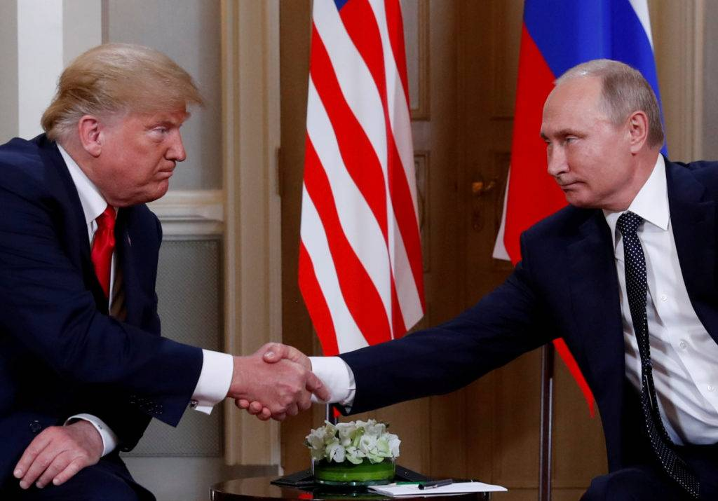 Ahead of Putin-Trump Summit US-Russian Relations Hit Rock Bottom