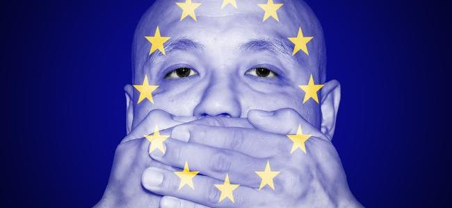 Europe's War On Free Speech Continues