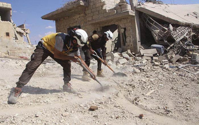 idlib-transport-von-giftstoffen-durch-weishelme-und-al-nusra-kampfer-gesichtet