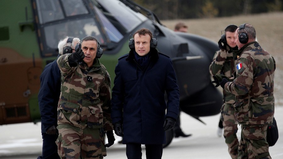 macron-wants-real-european-army-to-combat-russian-threat-not-reliance-on-us
