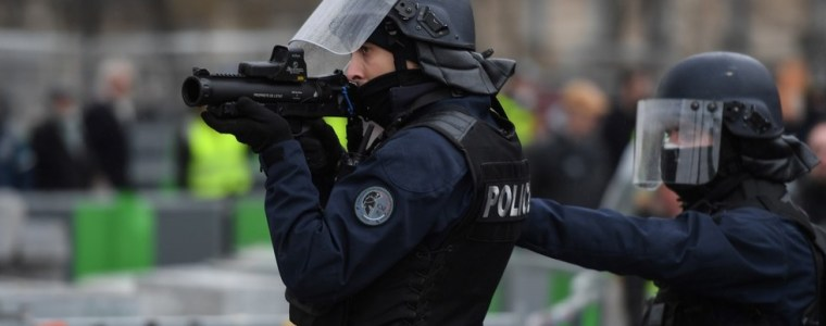 french-police-talk-about-shooting-yellow-vest-protesters-in-a-leaked-tape
