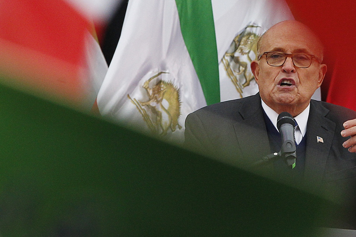 as-rudy-giuliani-calls-for-regime-change-in-iran-netanyahu-raises-the-specter-of-war