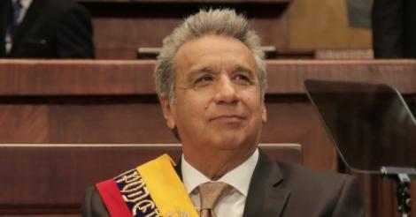 president-moreno-van-ecuador-verdacht-van-corruptie