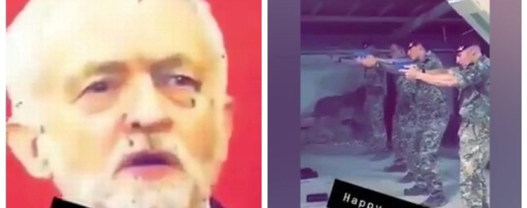 corbyn-in-the-crosshairs-british-soldiers-filmed-firing-at-photo-of-labour-leader-army-to-probe