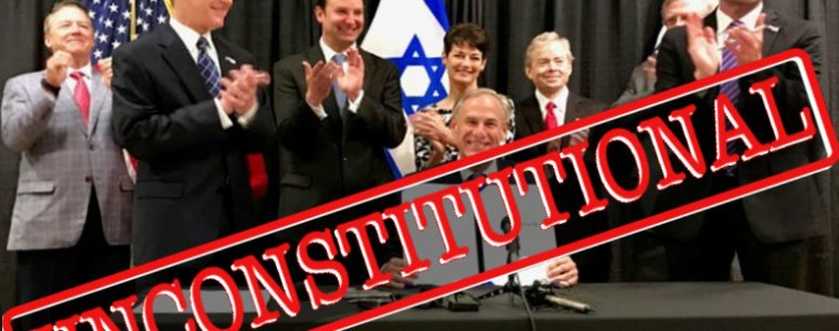 amerikaanse-rechter-verklaart-anti-bds-wet-texas-strijdig-met-grondwet-8211-the-rights-forum