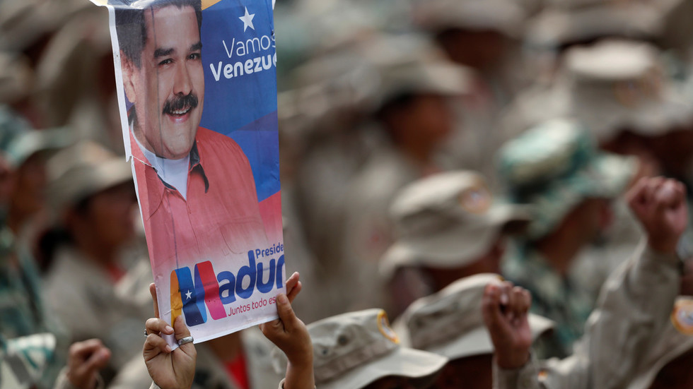 'do-the-right-thing':-us-admiral-demands-sensible-end-to-maduro's-'brutal-dictatorship'