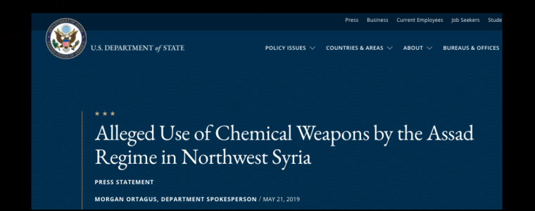 us-accuses-syria-of-more-chemical-attacks-just-as-chemical-weapons-narrative-crumbles