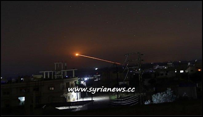 israel-launches-new-criminal-aggression;-bombs-tal-al-harrah-again