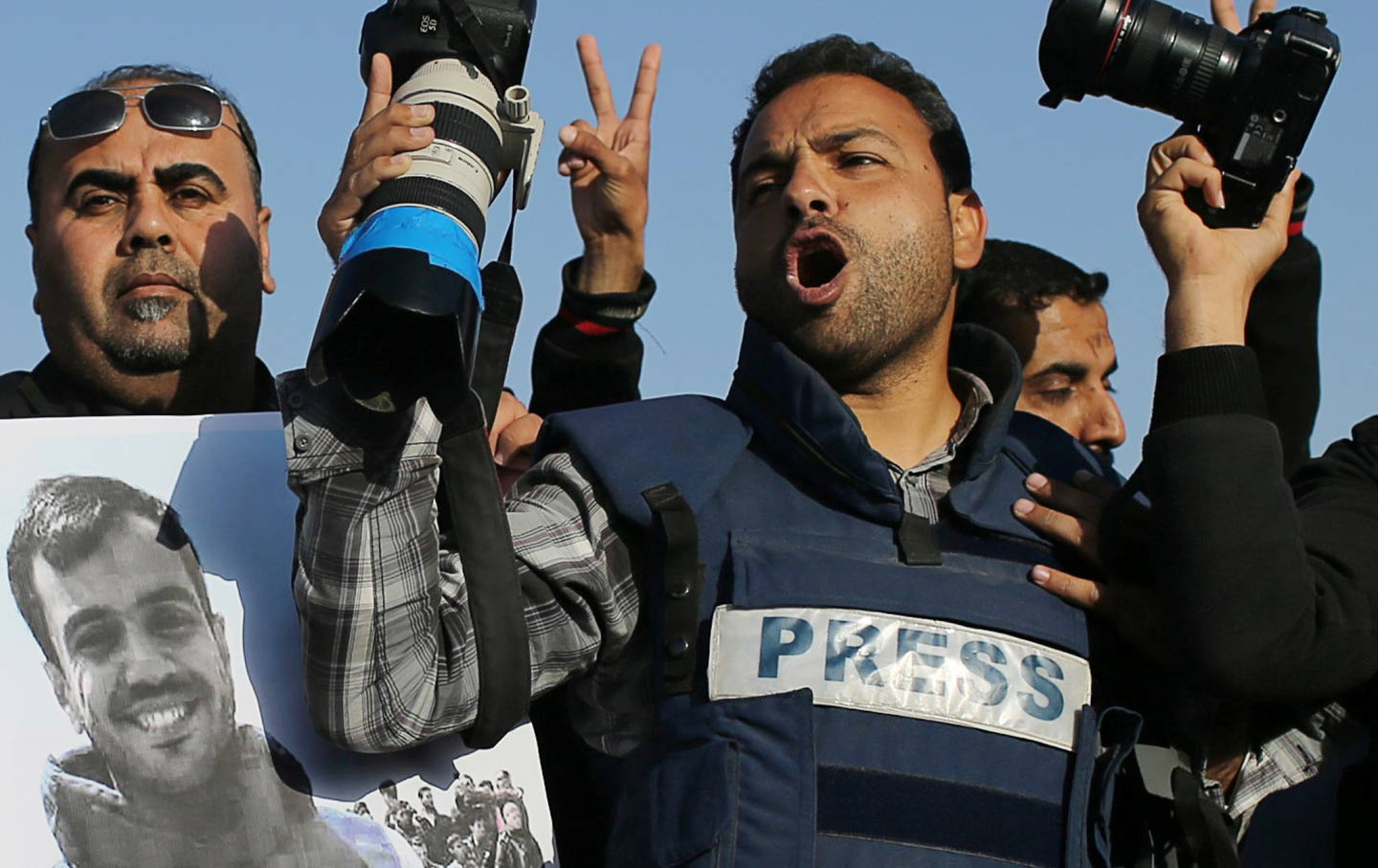 gaza-journalists-target-of-israeli-snipers-–-global-research