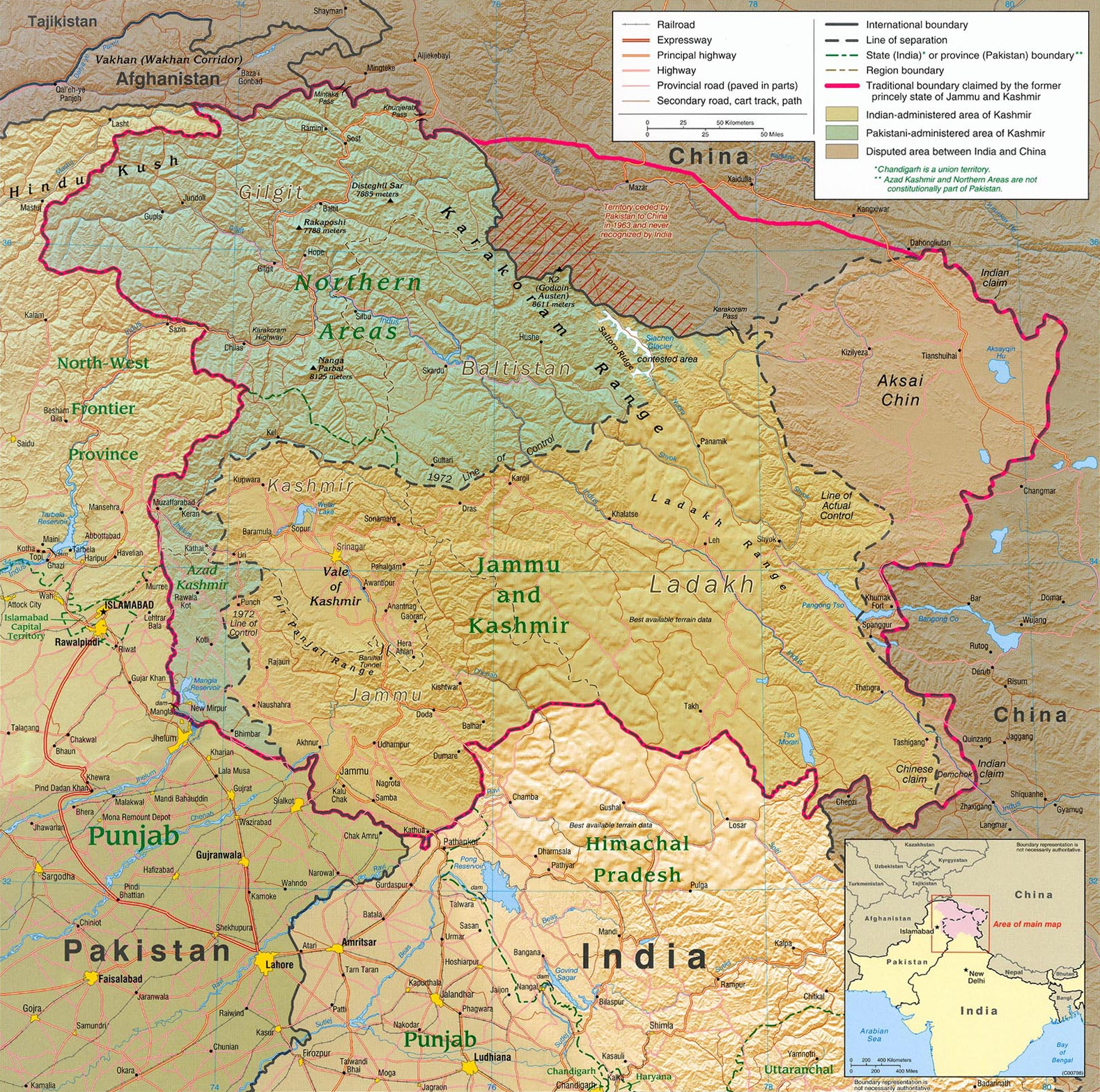 the-conflict-in-kashmir