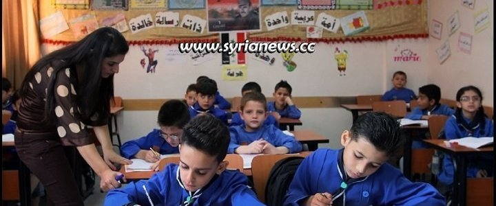 3.7-million-students-returning-to-schools-tomorrow-in-syria
