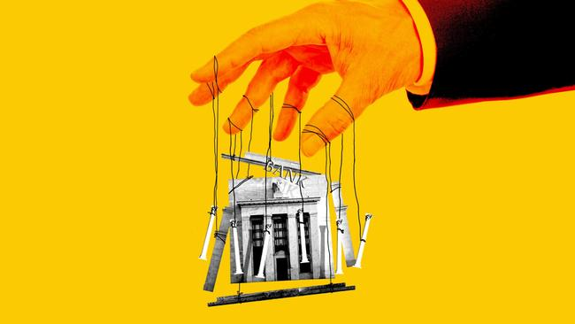 the-fed's-not-a-politics-free-technocracy;-it's-an-agent-of-redistribution-to-the-top